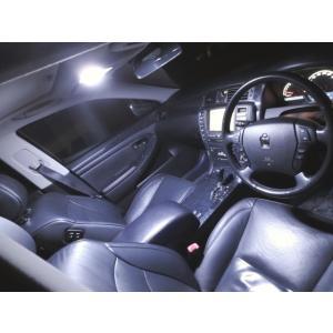 18マジェスタ専用 2,5W POWER COB LED フロントルーム&スポットランプ!! UZS18#|mine-shop