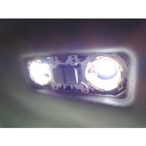 200系クラウン専用 LED(COB) リア読書灯(リアスポット) GRS20# / GWS204|mine-shop