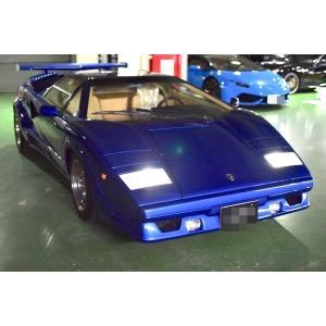 Lamborghini Countach 25th Anniversary/LED(SMD2835)ポジションランプ/ランボルギーニ カウンタック・25thアニバーサリー|mine-shop