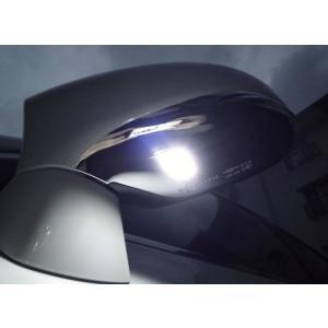 レクサスGS10系(前期/後期)Epistar 3030 Power LED ドアミラーウエルカムランプ LEXUS GS10/GSF mine-shop