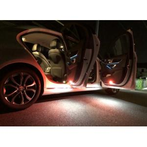 メルセデスベンツ Cクラス W205/Epistar 3030 monster LEDドアカーテシランプ/Benz-C/W205|mine-shop
