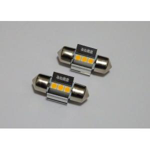 [レトロ電球色 4000K] T10 x 29mm(特殊)/Epistar 3030 monster LED(250LM)/単品 1個 ※朗報「T10 x 31適合サイズなのに、少し長くて入らない」解決|mine-shop