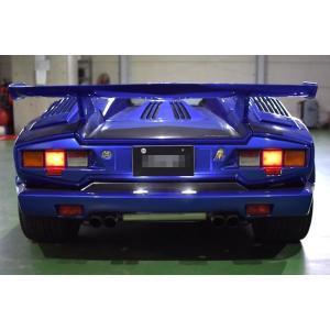 Lamborghini Countach 25th Anniversary/LED(SMD2835)ライセンスランプ/ランボルギーニ カウンタック・25thアニバーサリー|mine-shop