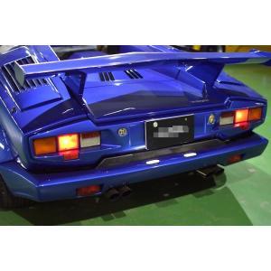 Lamborghini Countach 25th Anniversary/LED(SMD2835)ライセンスランプ/ランボルギーニ カウンタック・25thアニバーサリー|mine-shop|03
