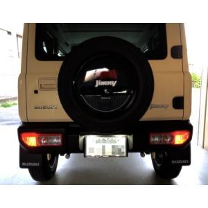 スズキ ジムニー JB64W/Epistar 3030 Power LED ナンバー灯/SUZUKI Jimny・JB64W|mine-shop