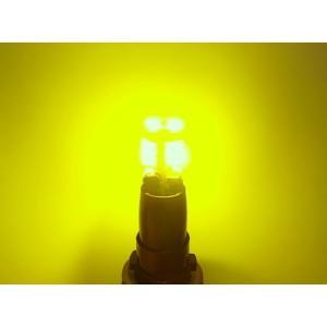 T10/Epistar 3030 Power LED/300LM/ゴールドイエロー(レモン色)2個セット [T10最強の光束] mine-shop