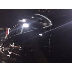 フォルクスワーゲン ティグアン/LEDドアミラーウエルカムランプ(サイドミラー) VW Tiguan・5NCCZ|mine-shop