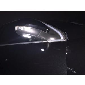 フォルクスワーゲン ティグアン/LEDドアミラーウエルカムランプ(サイドミラー) VW Tiguan・5NCCZ|mine-shop|02