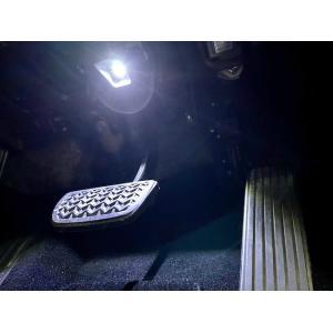 30系アルファード/ヴェルファイア専用 LED(SMD)フット& グローブボックスランプ(前期・後期)|mine-shop