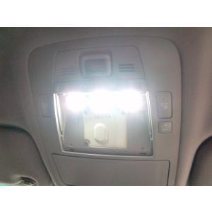 200系クラウン専用 High Lumen LED(2835 SMD)フロントルーム&スポットランプ!! GRS20# / GWS204|mine-shop