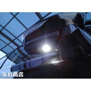 21系クラウン(前期/後期)Epistar 3030 Power LED ドアミラーウエルカムランプ GRS21#/AWS21#/ARS210|mine-shop