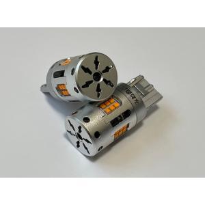 200系クラウン専用!! ウインカーランプ LED キット/Epistar 2835LED(500LM)GRS20# / GWS204(ウインカーステルス化タイプ)|mine-shop