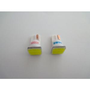 T10/2W POWER COB LED (11.6mm x 11.6mm) ホワイト(白)/ブルー(青)/単品 1個 mine-shop