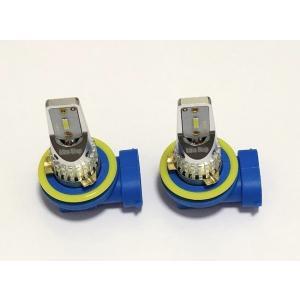 レクサスCT(前期/中期) [強烈な輝度 2500ルーメン] LEDフォグランプ/Epistar 3030 LED(ホワイト・イエロー)LEXUS CT200h|mine-shop|02