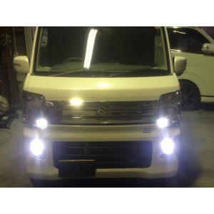 スズキ エブリイワゴンDA17W/Power Epistar 2835 LED(1260LM)フォグランプ/SUZUKI EVERY DA17W|mine-shop|02