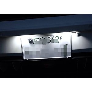 Ferrari F430/LED(SMD2835)ライセンスランプ(ナンバー灯)フェラーリ F430|mine-shop|02