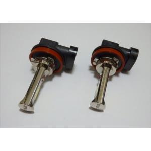 レクサスGS10系(前期)/LEDフォグランプ/POWER COB LED/クローム加工(ホワイト・イエロー)LEXUS GS10|mine-shop|06