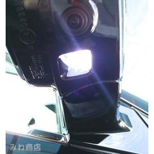 60系ハリアー Epistar 3030 Power LED ドアミラーウエルカムランプ 60 HARRIER/ASU・AVU・ZSU6#(前期・後期)|mine-shop