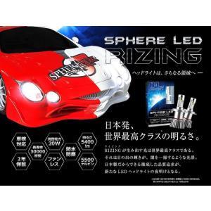 スカイラインジャパン/LEDヘッドライト/RIZING/5400lm (5500K) KHGC210 [正規代理店経由/日本製]|mine-shop|06