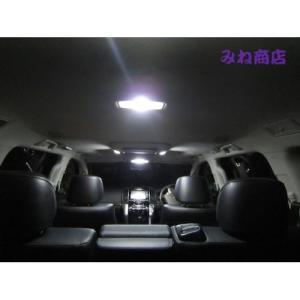 ランクル200 専用!! High Lumen ルームランプセット(中期)ZX (リアエンタ用)|mine-shop