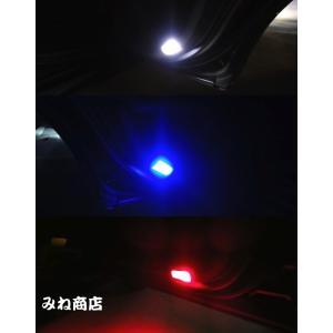 LEXUS LX570/純正交換用 LED(SMD5630)ドアカーテシランプ/URJ201W レクサスLX(前期・後期)|mine-shop|06