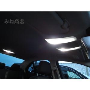 メルセデスベンツ Cクラス W204/LEDフロント&リアルームランプ(Type2)Benz-C/W204|mine-shop