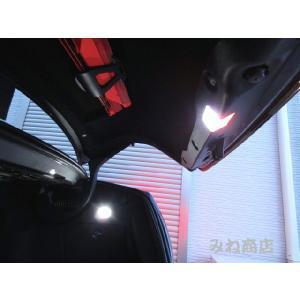 メルセデスベンツ Cクラス W204/Monster LEDラゲージ&バニティミラー&グローブボックスランプ/Benz-C/W204|mine-shop