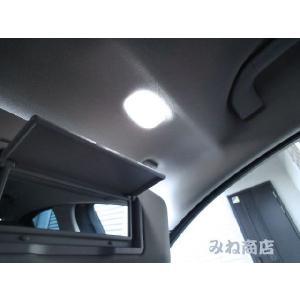 メルセデスベンツ Cクラス W204/Monster LEDラゲージ&バニティミラー&グローブボックスランプ/Benz-C/W204 mine-shop 02