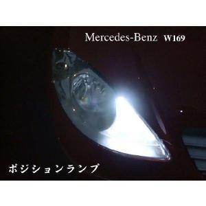 メルセデスベンツ Aクラス W169/LEDポジションランプ/Benz-A/W169|mine-shop