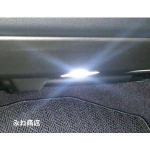LEXUS RC350/300h/200t/F専用 Power COB LEDフットランプ ( 足元灯)!! AVC10/GSC10/ASC10/USC10|mine-shop|02