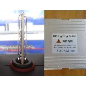 SOLAMプラズマゼノンH.I.Dコンバージョンキット35W/6000K(ハイルーメン)[ポイント10倍プレゼント]|mine-shop|03
