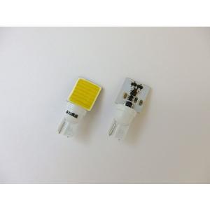 T10/2W POWER COB LED (15mm x 16mm) ホワイト/6000K/単品1個 mine-shop