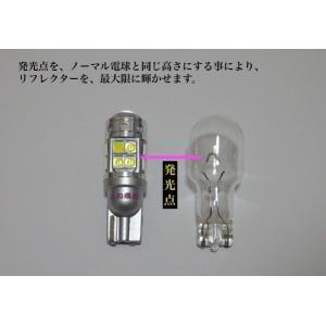 ハイルーメン Epistar 3030(SMD) 18連/T16/2個セット/700LM(6500K)|mine-shop|04