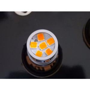 T20/7440(シングル)Epistar 2835 LED(800LM)/2個セット(白・橙)|mine-shop|05