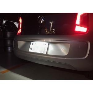 フォルクスワーゲン アップ/Epistar 3030 Power LED ナンバー灯/VW up!・AACHY(前期)|mine-shop