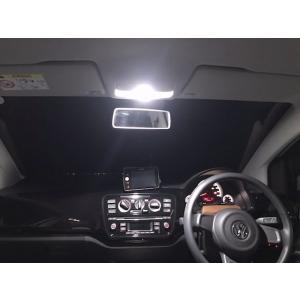 フォルクスワーゲン アップ/LED ルームランプ/VW up!・AACHY(前期)|mine-shop
