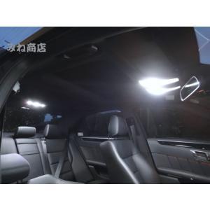 メルセデスベンツ Eクラス W212 前期・後期/LEDルームランプセット/Benz-E/W212 前期・後期|mine-shop