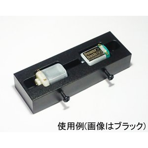 ノーブランド 無通電モーター慣らし器具 ライトブルー mini4-guruguru 02