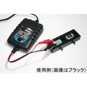 ノーブランド 無通電モーター慣らし器具 ライトブルー mini4-guruguru 04