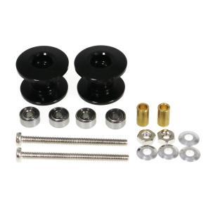 ミニ四駆 イーグル 軽量2ステージ・ALローラー13-12mm BB 4PCS付 BK|mini4-guruguru