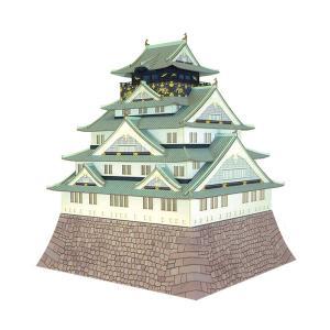 みにちゅあーとキット 1/300 名城シリーズ 大阪城 MK04-02 miniatuart