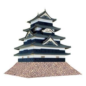みにちゅあーとキット 1/300 名城シリーズ 国宝 松本城MK04-03 miniatuart