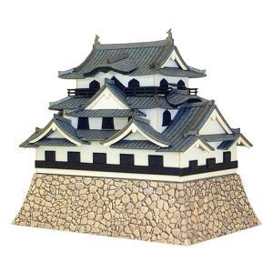 みにちゅあーとキット 1/300 名城シリーズ 国宝 彦根城  MK04-04 miniatuart