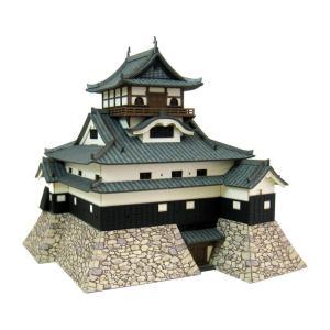 みにちゅあーとキット 1/300 名城シリーズ 国宝 犬山城 MK04-05 miniatuart