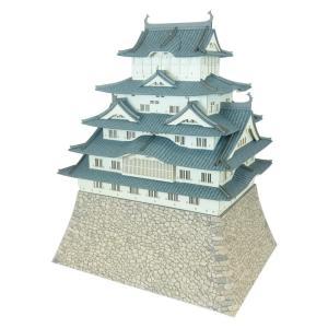 みにちゅあーとキット 1/300 名城シリーズ 国宝 姫路城 MK04-07 miniatuart
