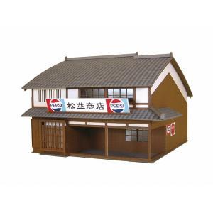 みにちゅあーとキット 1/87 情景シリーズ 街角のお店-1 MK05-01|miniatuart