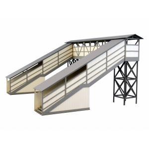 みにちゅあーとキット 1/87 情景シリーズ 跨線橋 MK05-13|miniatuart