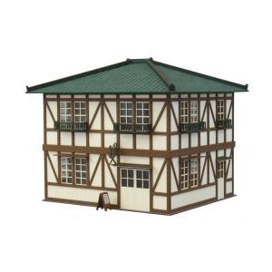 みにちゅあーとキット 1/87 情景シリーズ 街角のお店-4 MK05-14|miniatuart