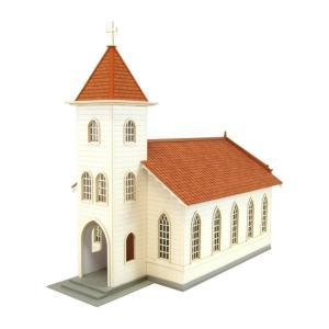 みにちゅあーとキット 1/80 情景シリーズ 教会 MK05-33|miniatuart