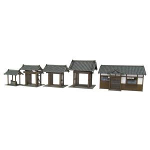 みにちゅあーとキット 1/80 情景シリーズ 社寺-3 MK05-45|miniatuart